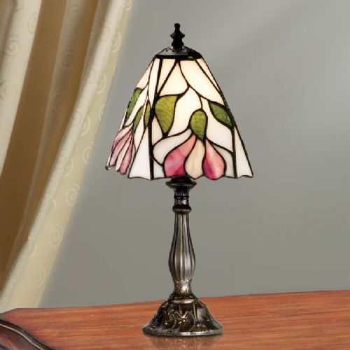 Botanica Small Table Lamp (Mackintosh, Nature, Small Table Lamp) S07S (Tiffany style)